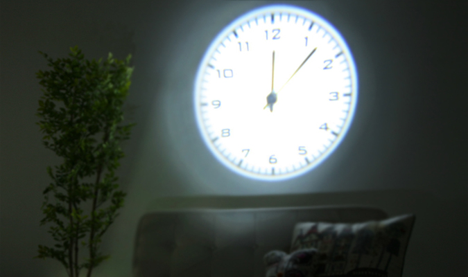 projectionclock